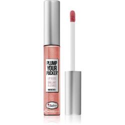theBalm Plump Your Pucker Lippgloss mit Meereskollagen Farbton Amplify 7 ml