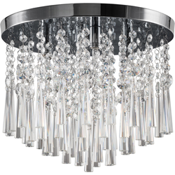SPOT Light,Deckenleuchte LUXORIA farblos LED Deckenleuchten LED-Lampen und LED-Leuchten Lampen Leuchten