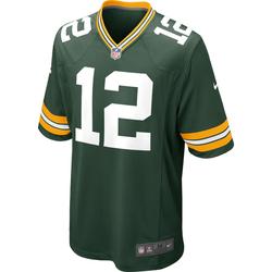 Nike Aaron Rodgers Green Bay Packers Trikot Herren in fir, Größe XL fir XL