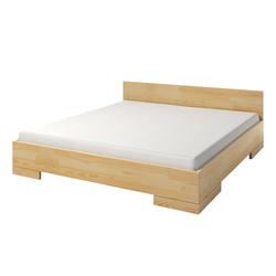 Łóżko Noava z drewna sosnowego