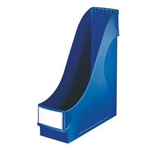 LEITZ Stehsammler Kunststoff blau