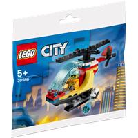Lego City Feuerwehrhubschrauber 30566