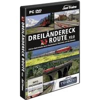 Dreiländereck Route V2.0 (Add-On) (PC)