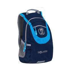 TROLLKIDS Sportrucksack Sportrucksäcke TROLLHAVN für Mädchen blau