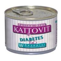 Kattovit Diabetes 12 x 175 g