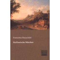 Sizilianische Märchen als Buch von