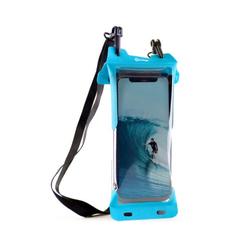 Surflogic Waterproof phone case Blue Handy Trockentasche 21