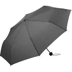 Regenschirm Topless grau