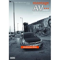 Arabisches Kino als Buch von