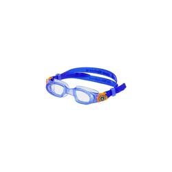 Tecno Pro Schwimmbrille Schwimmbrille Moby Kid, blau