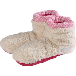 WARMIES Slippies Boots Sherpa Größe 37-42 b/r