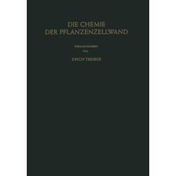 Die Chemie der Pflanzenzellwand als Buch von