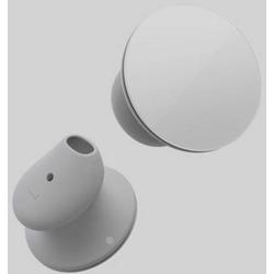 Microsoft HVM-00006 Bluetooth® HiFi In Ear Kopfhörer In Ear Wasserbeständig Hellgrau