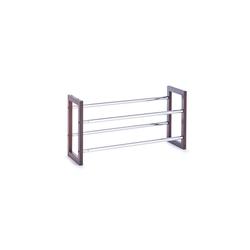 HTI-Living Schuhregal Schuhregal Kiefer/Metall