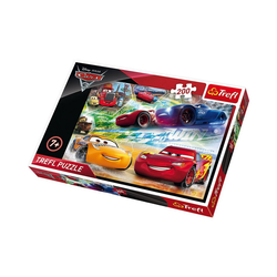 Trefl Puzzle Puzzle 200 Teile - Cars 3, Puzzleteile