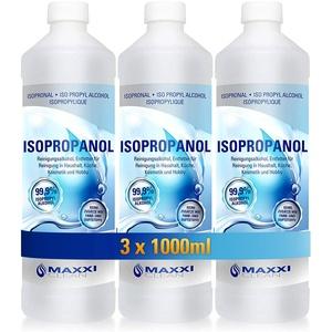 ISOPROPANOL 99,9% 3x 1000ml