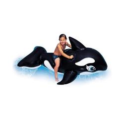 Intex Schwimmtier Reittier Wal, 193 x 119 cm