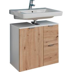 trendteam Waschbeckenunterschrank Concept One Breite 60 cm natur