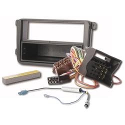 VW Golf V Touran Radioblende ISO Adapter Phantomadapter