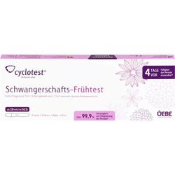 CYCLOTEST Schwangerschafts-Frühtest 10 mlU/ml Urin 1 St.