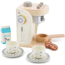 New Classic Toys® Kinder-Kaffeemaschine Bon Appetit - Kaffeemaschine, Creme