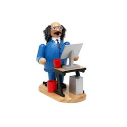 SIGRO Räuchermännchen Holz Räuchermann am PC