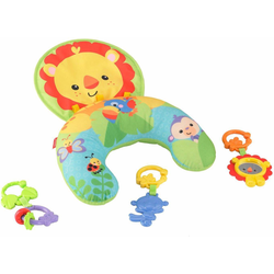 Fisher-Price® Greifspielzeug Löwen-Spielkissen Bauchlage