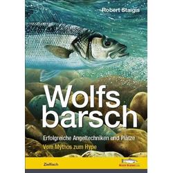 Wolfsbarsch als Buch von Robert Staigis
