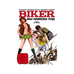 Biker: Der tödliche Trip DVD