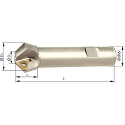IHTec Senker für Senkkopfschraube D 7/17 mm Z 1