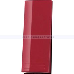 CWS Panel für Toilettensitzreiniger Paradise SeatCleaner rot, verschiedene Farben für stilvolles Ambiente