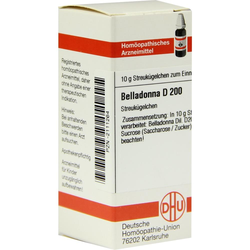 Belladonna D 200 Globuli