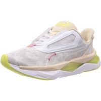 Puma Damen LQDCELL Shatter Camo WN's Sneaker, White-Tapioca, 37
