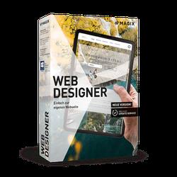 Magix Web Designer 16