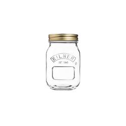 KILNER Einmachglas Einmachglas 500ml, Glas