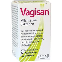 Vagisan Milchsäure-Bakterien