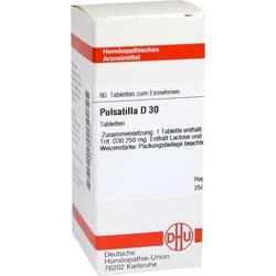 PULSATILLA D30
