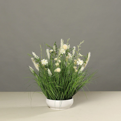 Kunstblume Wiesenblume(H 50 cm)