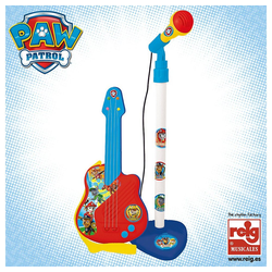 PAW PATROL Mikrofon PAW Patrol Mikrofon und Gitarre