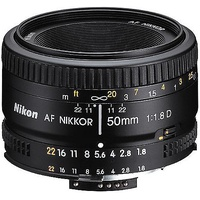 Nikon AF 50mm
