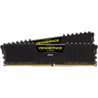 Corsair Vengeance LPX CMK16GX4M2Z4000C18 Speichermodul 16 GB DDR4-4000 Kit schwarz
