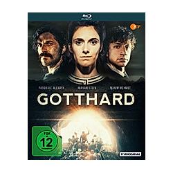 Gotthard - DVD  Filme