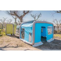 Luftvorzelt GT Home für Vans und Busse grün