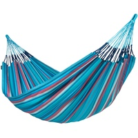 La Siesta Brisa Wave 260 x 180 cm blau/lila