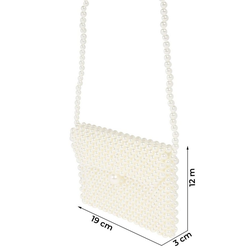 Object Handtasche OBJLINA PEARL CROSSOVER 109