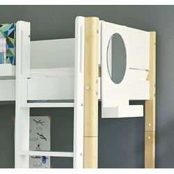 Flexa White Spiegel für White Betten in weiß, VERSANDKOSTENFREI