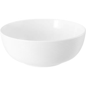 Seltmann Weiden Foodbowl Beat in weiß uni, 20 cm