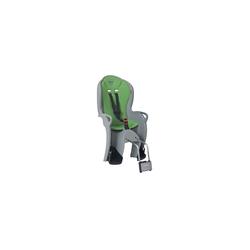 Hamax Kiss Kinderfahrradsitz, grau/grün