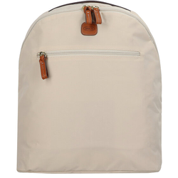 Bric's X-Travel Rucksack 35 cm beige-leather