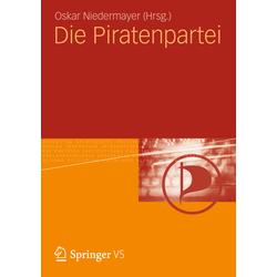 Die Piratenpartei als Buch von